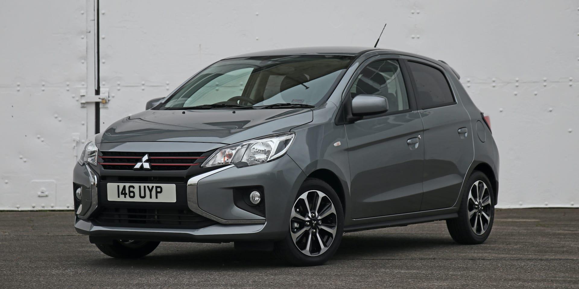Mitsubishi Mirage (2020 facelift) – Expert Rating
