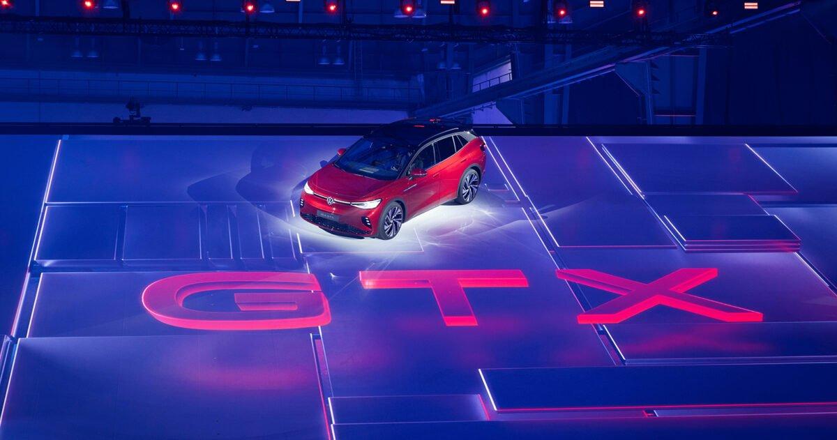 Volkswagen ID 4 GTX debut