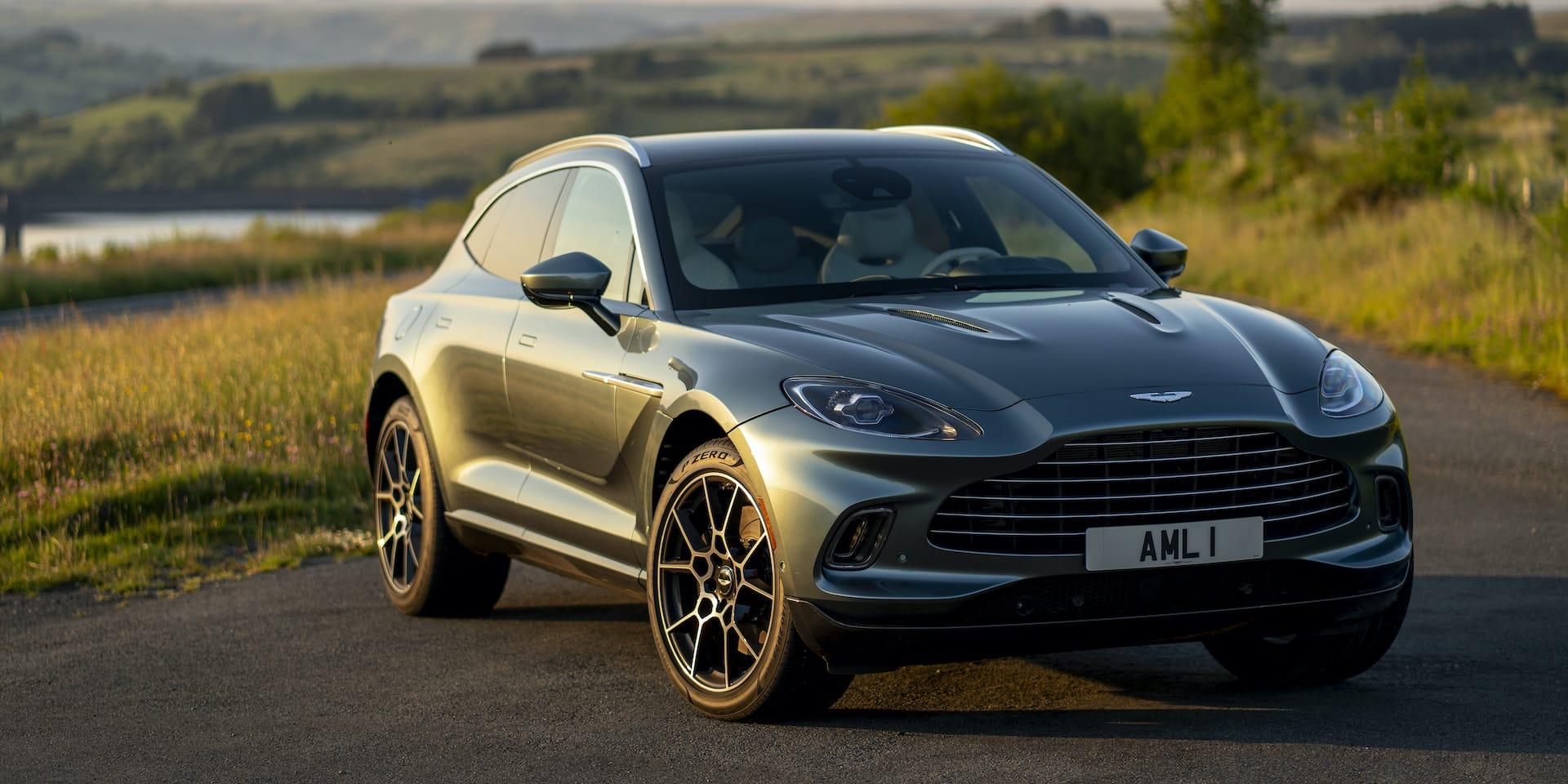 Aston Martin DBX (2020 onwards) – Expert Rating