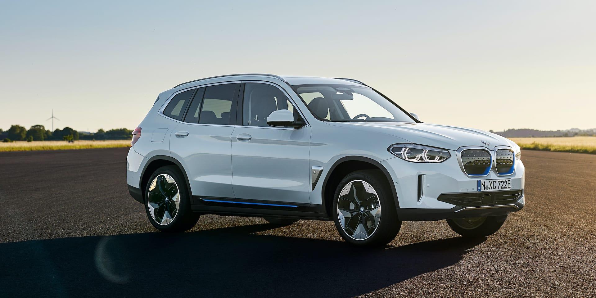 BMW iX3 (2021 onwards) – Expert Rating