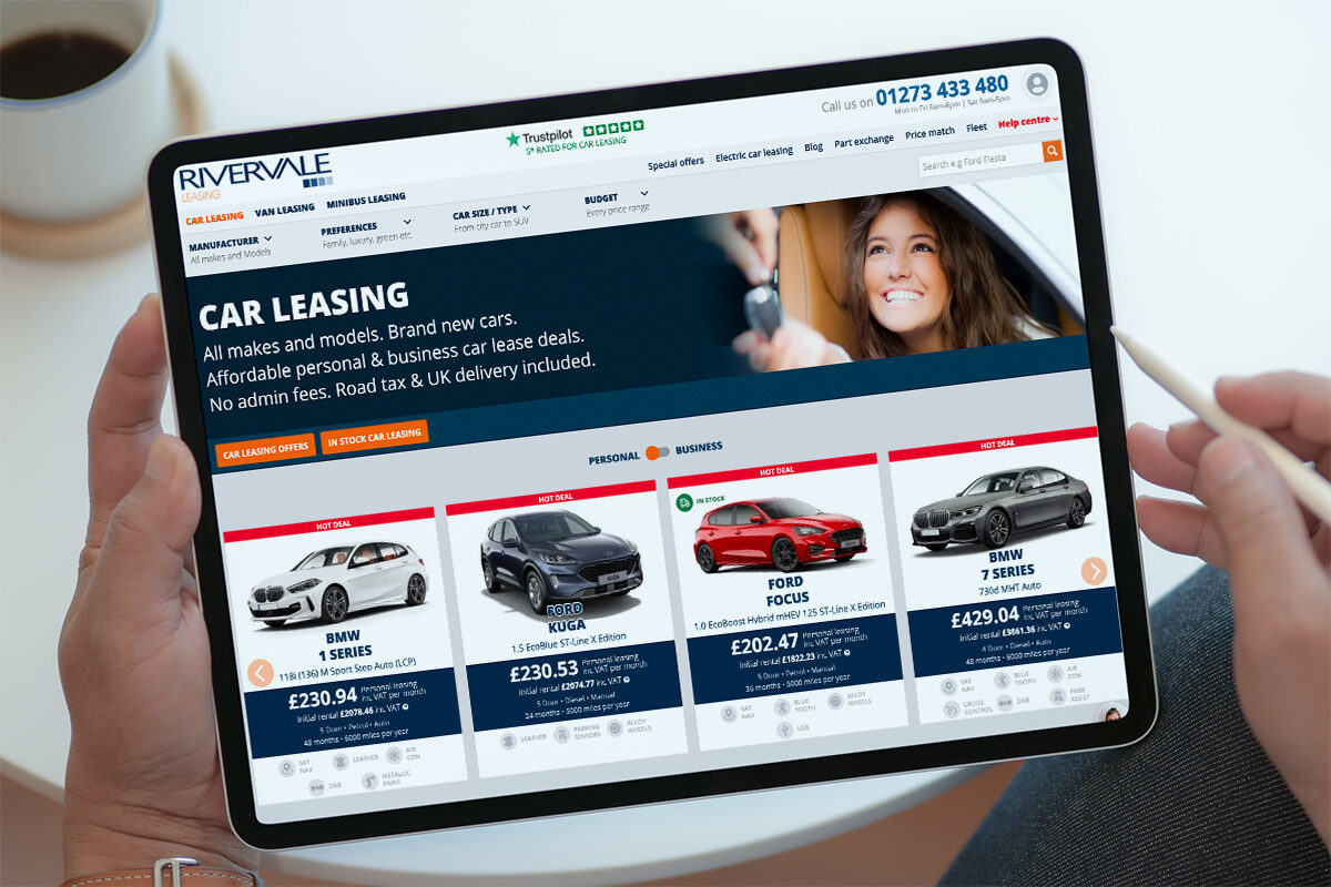 The best websites for leasing a new car – Rivervale