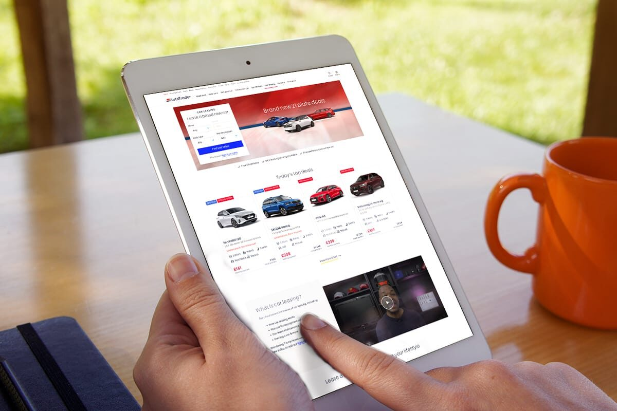 The best sites for leasing a new car – Auto Trader
