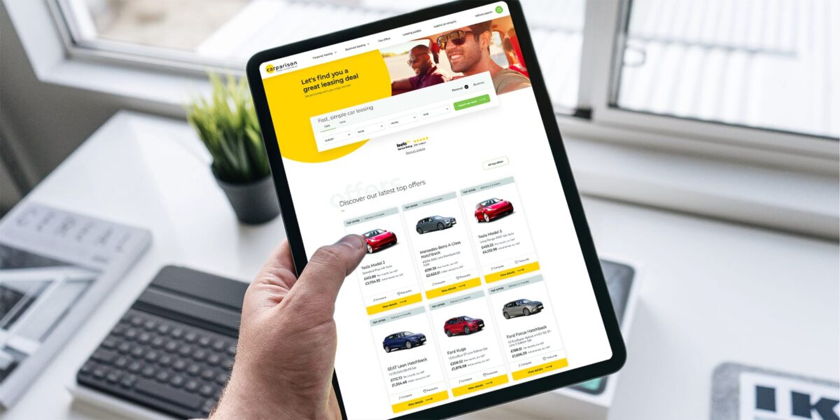 The best sites for leasing a new car