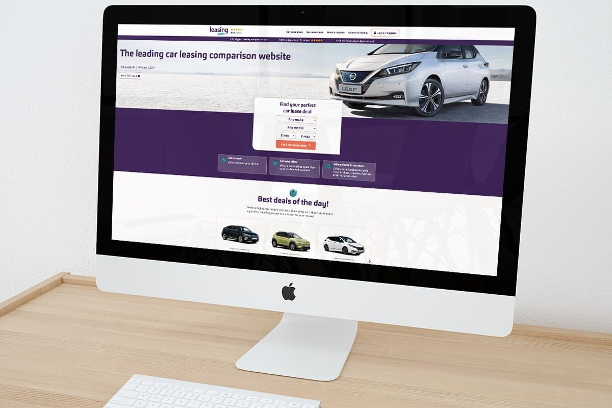 The best sites for leasing a new car – Leasing.com
