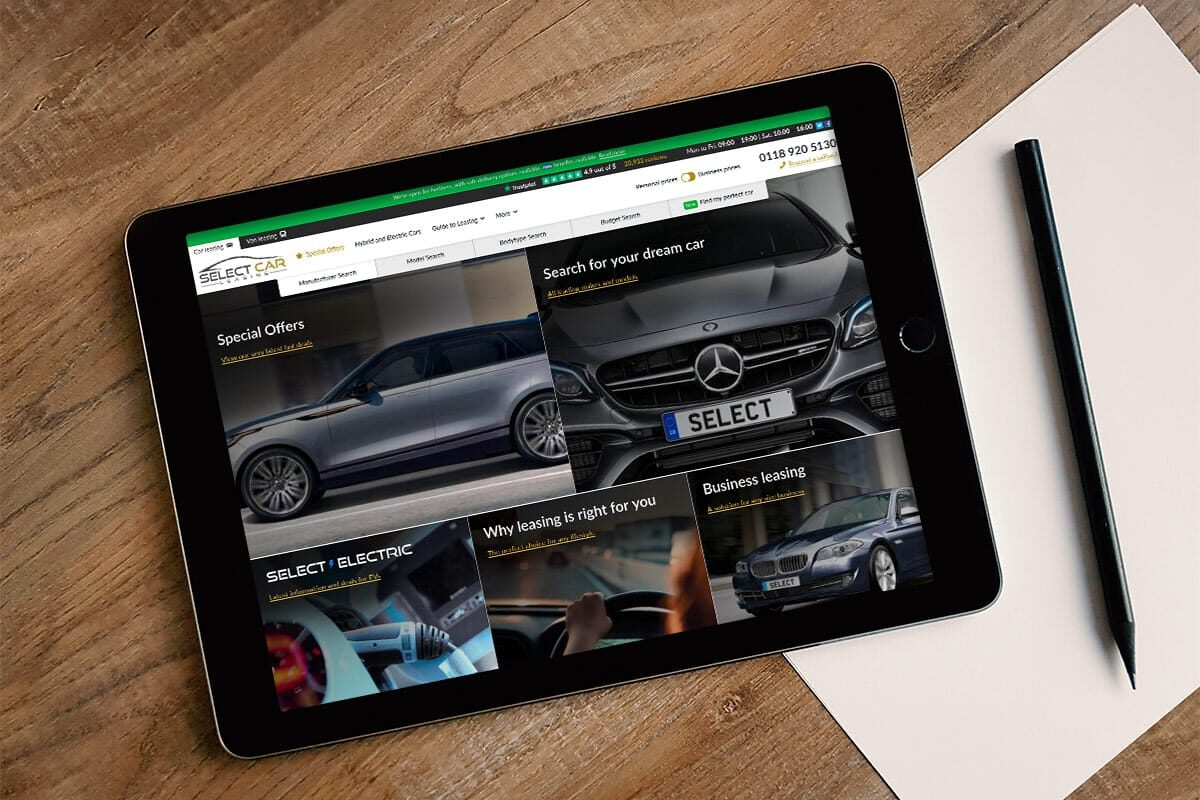 The best sites for leasing a new car – Select Car Leasing