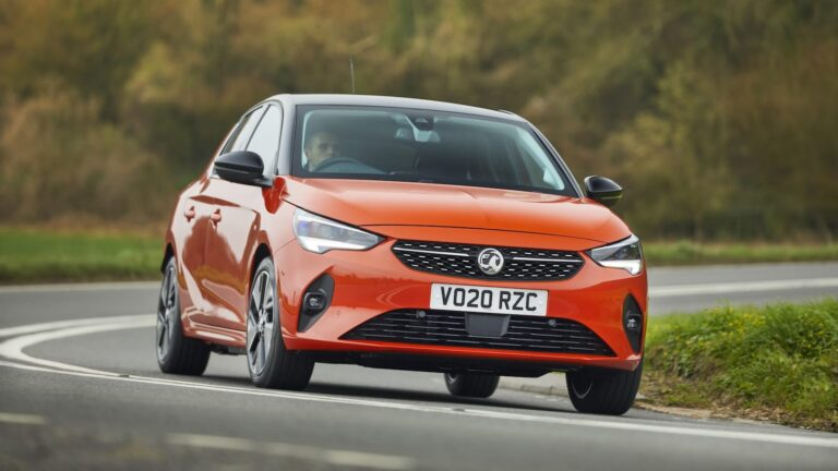 Britain's best-selling cars, March 2021