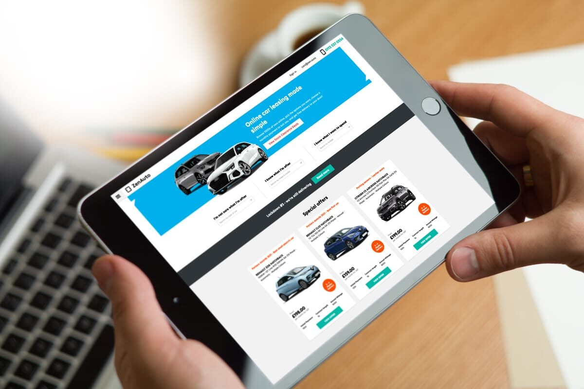 The best sites for leasing a new car – Zen Auto