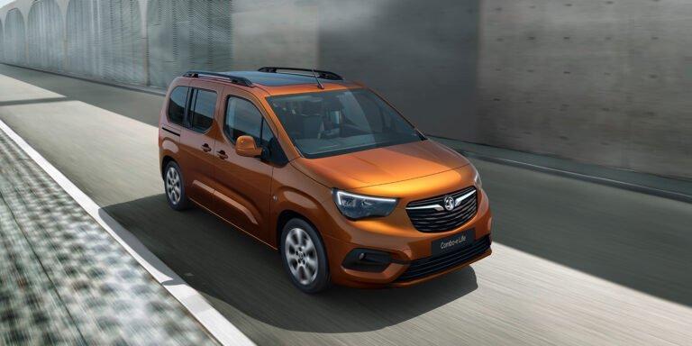 Vauxhall Combo-e Life goes on sale