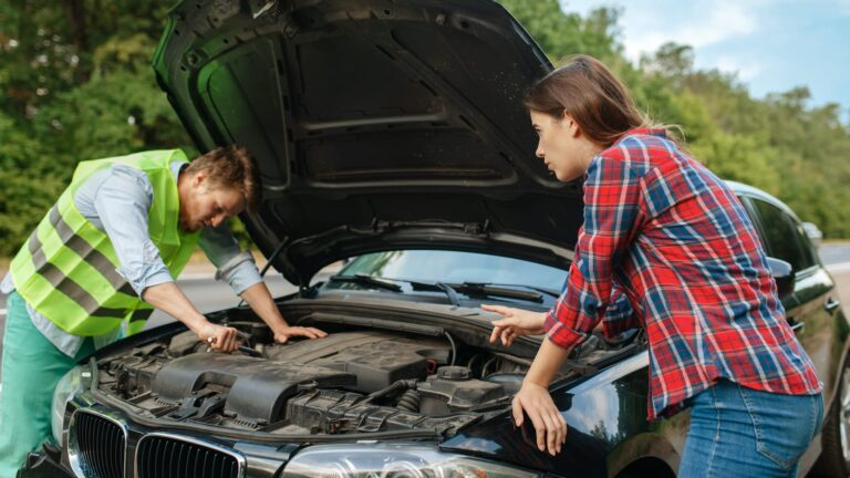 Trouble-free driving? Not according to breakdown survey