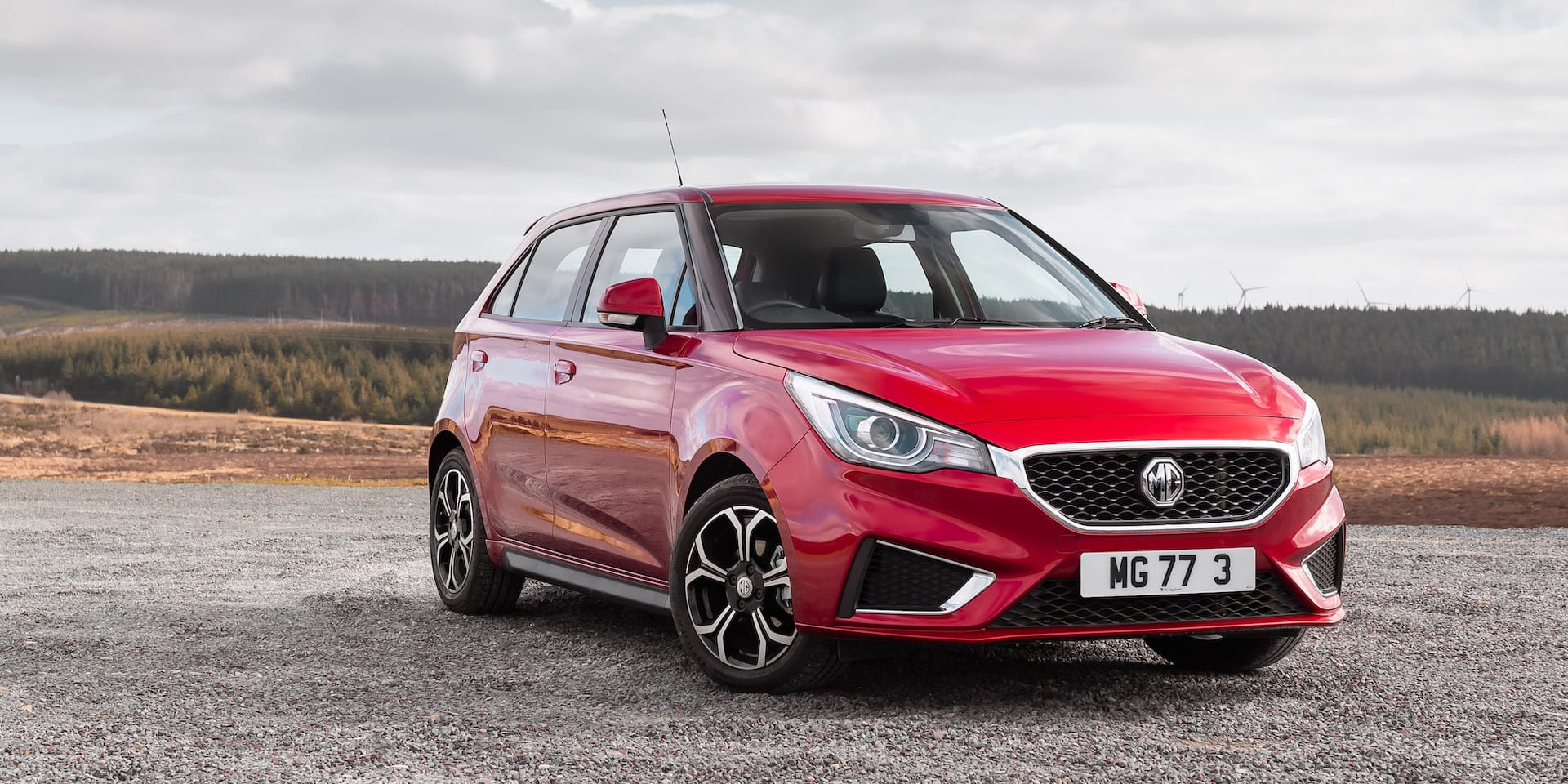 MG 3 (2019 facelift) – Expert Rating
