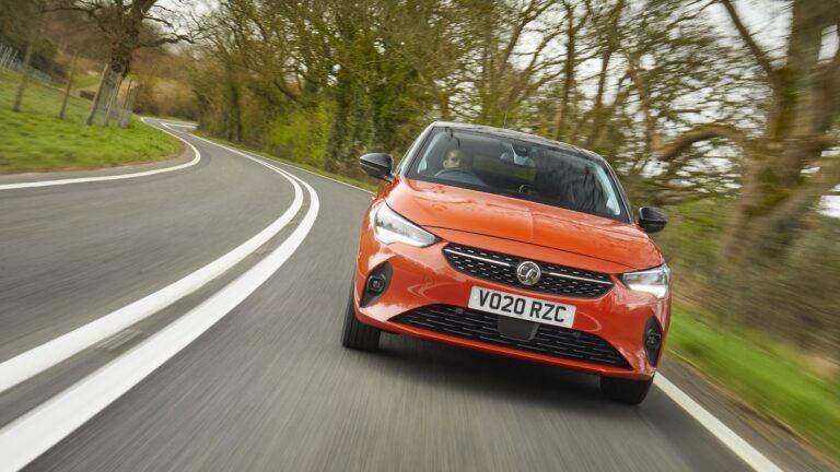 Britain's best-selling cars, April 2021