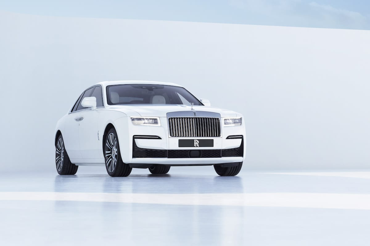 Rolls-Royce Ghost (2020 onwards) – front