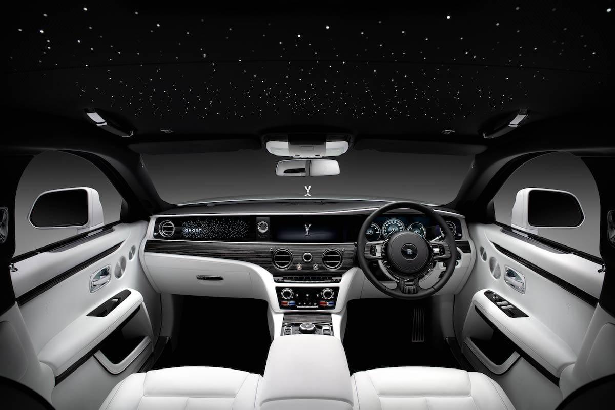Rolls-Royce Ghost (2020 onwards) – interior