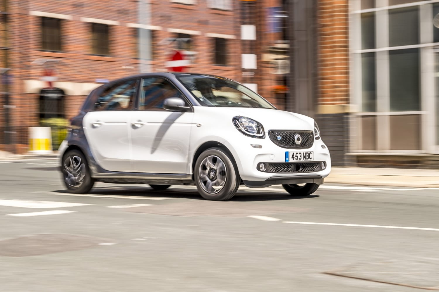 Smart Forfour Electric Drive (2017 – 2019) - front