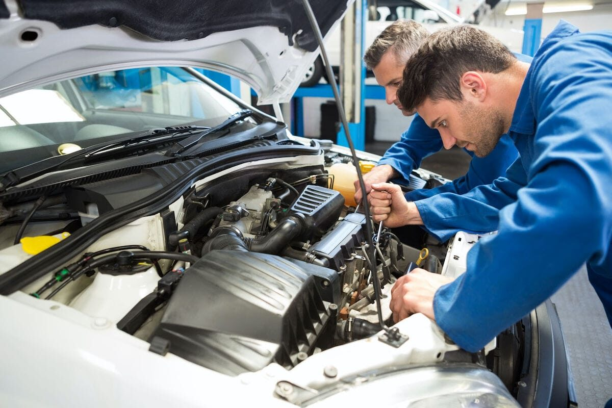 The top car warranty claims in the UK