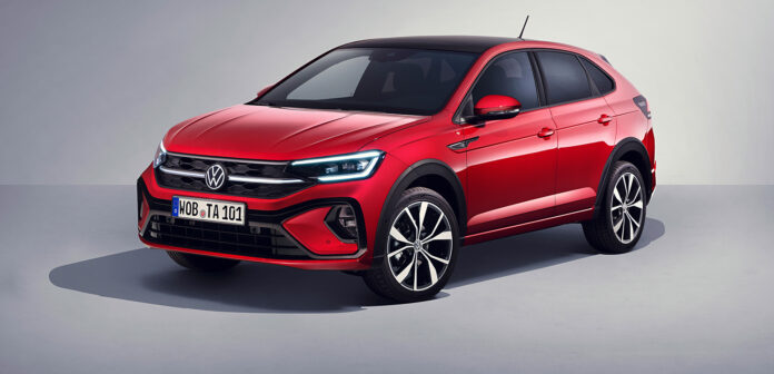 Volkswagen Taigo is brand's first coupe-SUV