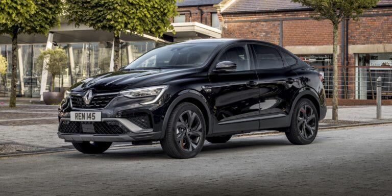 Renault Arkana SUV hybrid swoops in