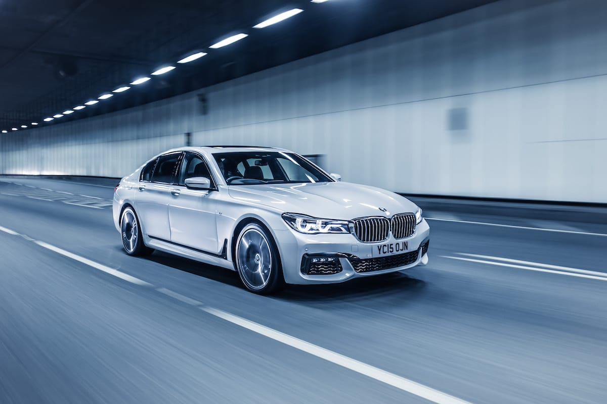 BMW 7 Series (2015 - 2019) – front view