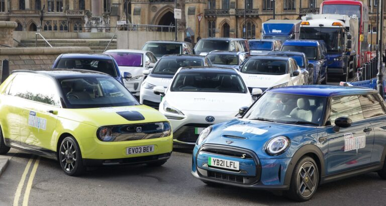 Drivers in growing charge for electric cars