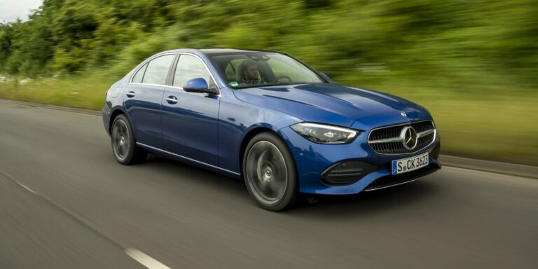 All-new Mercedes C-Class goes on sale in the UK