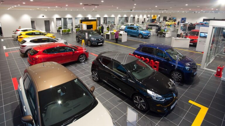 Covid car sales not as bad as first thought