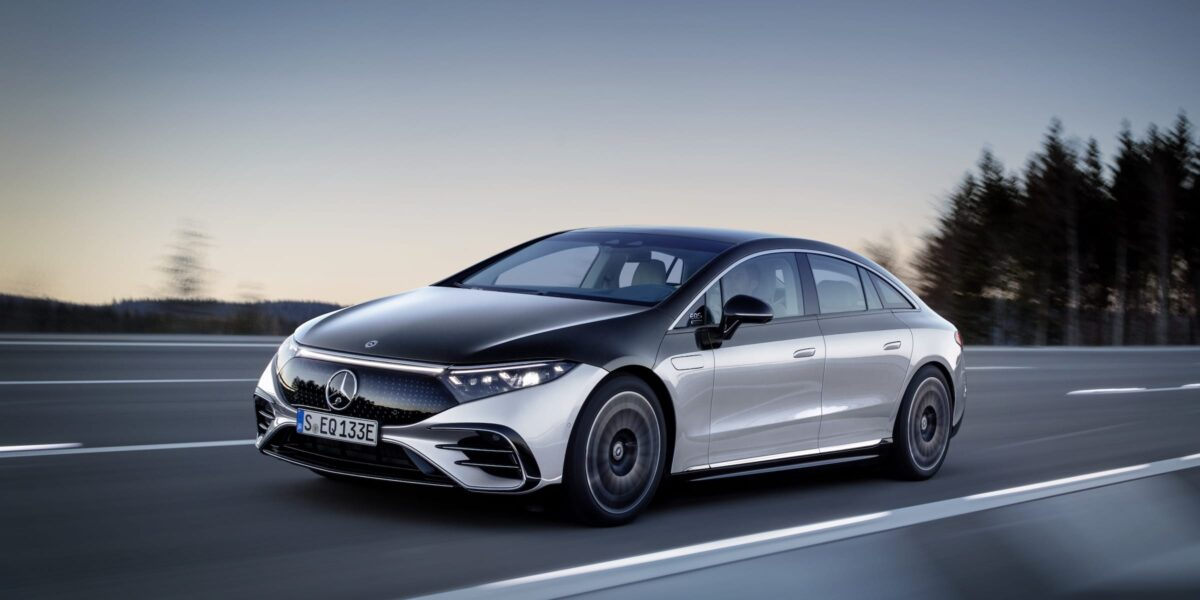 How quickly can Mercedes-Benz reach 1 million EV sales?