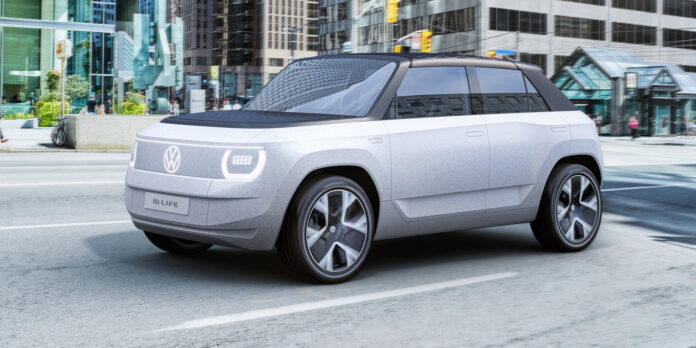 Volkswagen ID. Life points way to new compact EV